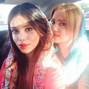 My first Iranian friend عکس - Nisrin-neda-300x300